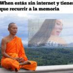 Cuando no tienes internet
