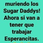 se están muriendo los sugar daddys
