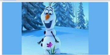 Existe gente más pequeña que Olaf
