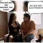 Soy electricista